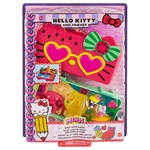 Hello Kitty Magic Pencil Case Game Set