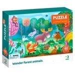 Пазл Диво-звірі у лісі DoDo 300375