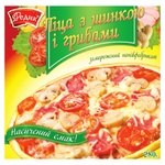 Fedyk Pizza with Ham and Mushrooms 280g