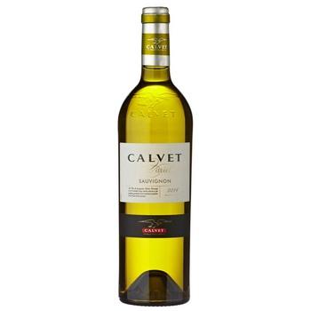 Calvet Varietals Sauvignon White Dry Wine 12% 0,75l - buy, prices for CityMarket - photo 2