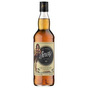 Sailor Jerry Spiced Original Rum 40% 0,7l - buy, prices for CityMarket - photo 1