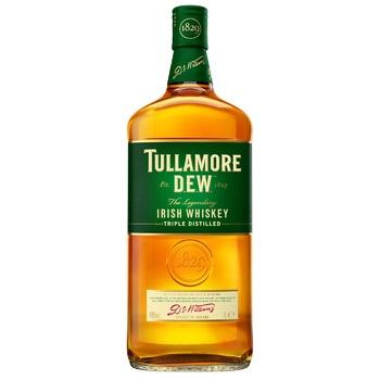 Tullamore Dew Original Whiskey 40% 1l