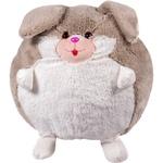 Stip Rabbit Ball Soft Toy 28cm
