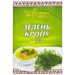 Ukrainska Zirka Dill Greens Seasoning 10g