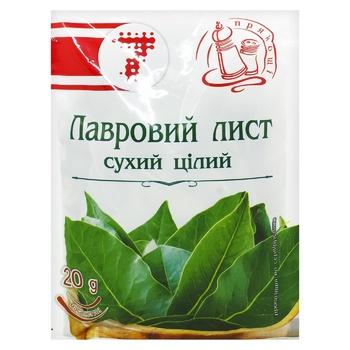 Semerka Dry Whole Bay Leaf 20g - buy, prices for Tavria V - photo 1