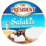 Сир плавлений President Фета Salakis 35% 140г