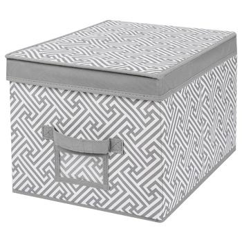 Короб для зберігання Handy Home Graphics UC-203 30х40х25см сірий