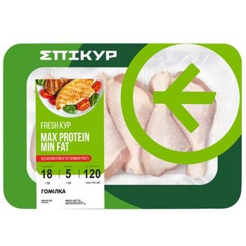 Голень цыпленка-бройлера Эпикур охлажденная - купить, цены на Метро - фото 1