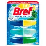 Toilet block Bref Duo-Active 3* 50 ml Fresh mix