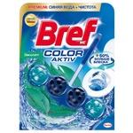 Блок для унитаза Бреф Эвкалипт цветная вода 50г