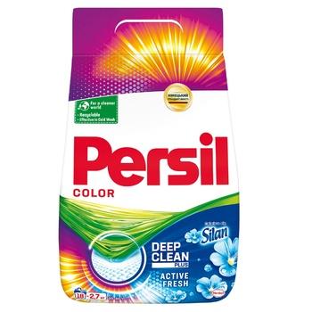 Стиральный порошок Persil Color Свежесть от Силан автомат 2,7кг