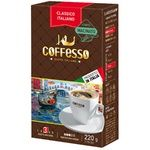 Coffesso Classico Italiano ground coffee 220g