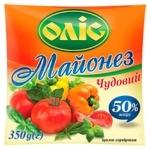 Olis Chudovyi Mayonnaise 50% 350g