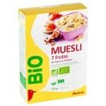Auchan Bio Muesli 7 fruits 500g