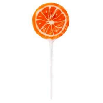 Льодяники на паличці Roks-Pop з фруктово-ягідними смаками 24г