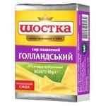 Shostka Hollandskiy processed cheese 90g