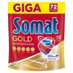 Somat Gold tablets for the dishwasher 72pcs
