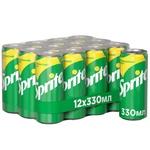 Напиток Sprite сильногазированый ж/б 0,33л