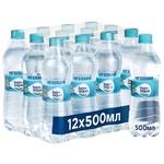 Bon Aqua mineral non-carbonated water 500ml