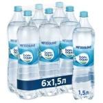 Still water Bon Aqua plastic bottle 1,5l