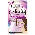 Маска для лица Eveline Galaxity Cosmic Stone с эффектом сияния 10мл