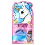 Маска для лица Eveline Unicorn Glow Chloe 7мл