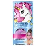 Маска для лица Eveline Unicorn Glow Bella 7мл