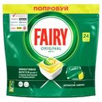 Таблетки Fairy Original для посудомоечных машин 24шт