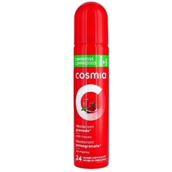 Дезодорант Cosmia Pomegranate 75мл