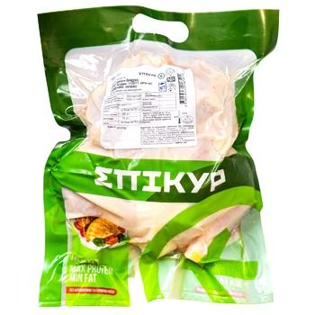 Тушка Епікур куряча охолоджена першої категорії 1,4-1,7кг