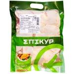 Мясо бедра Эпикур цыпленка-бройлера охлажденное весовое (~4кг большая упаковка)