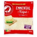 Auchan Emmental Grated Cheese 500g