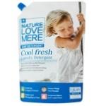 Гель для прання НатурДав Бебі 1.3л Прохолодна свіжість м/у Органік