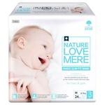 Diaper Nature love mere 24pcs Korea