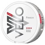 Безтабачные никотиносодержащие паучи Velo Freeze X-Strong