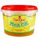 Pasika Меd'ОК Forest Dark Flower Honey 1kg