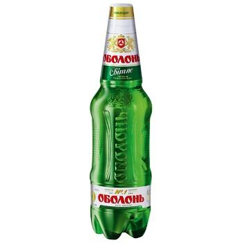 Obolon Blonde Beer