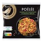 Ашан Паста з креветками та овочами заморожена 600г