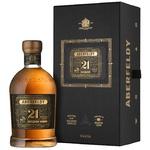 Aberfeldy Whiskey 21 years 40% 0,7l