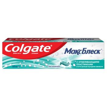 Colgate MaxBlisk Whitening Toothpaste 100ml - buy, prices for Cosmos - photo 3