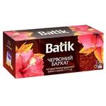 Batik Red Velvet Black Tea with Hyacinth 25pcs 37,5g