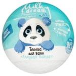Бомба Milky Dream Kids Голубая панда для ванн 100г