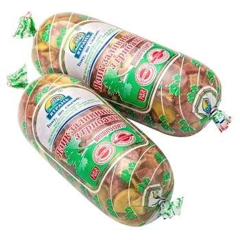 Язык Ятрань заливной с грибами - купить, цены на Ашан - фото 1