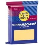 Сыр Пирятин Голландский брусковой 45% 160г