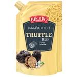 Соус майонезний Щедро Truffle Mayo 60% 190г