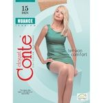 Conte Nuance Tights for Women 15den р.5 Natural