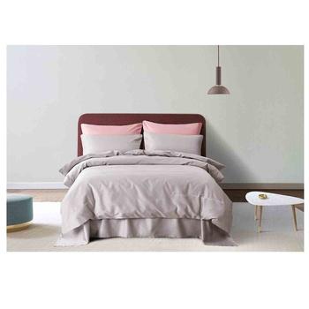 Комплект постельного белья Bella Villa De Luxe евро сатин