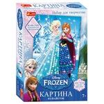 Ranok-Creative Disney Frozen Set for Creativity Picture from Sequins in assortment