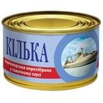 Кілька IRF чорноморська в томатному соусі 230г