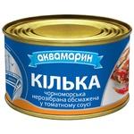 Akvamaryn in tomato sauce fish sprat 230g